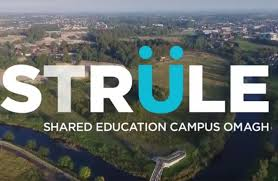 Strule Shared Education Campus Digital Fly Through