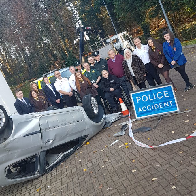 PSNI Road Safety Show by Meghan Mc Cusker