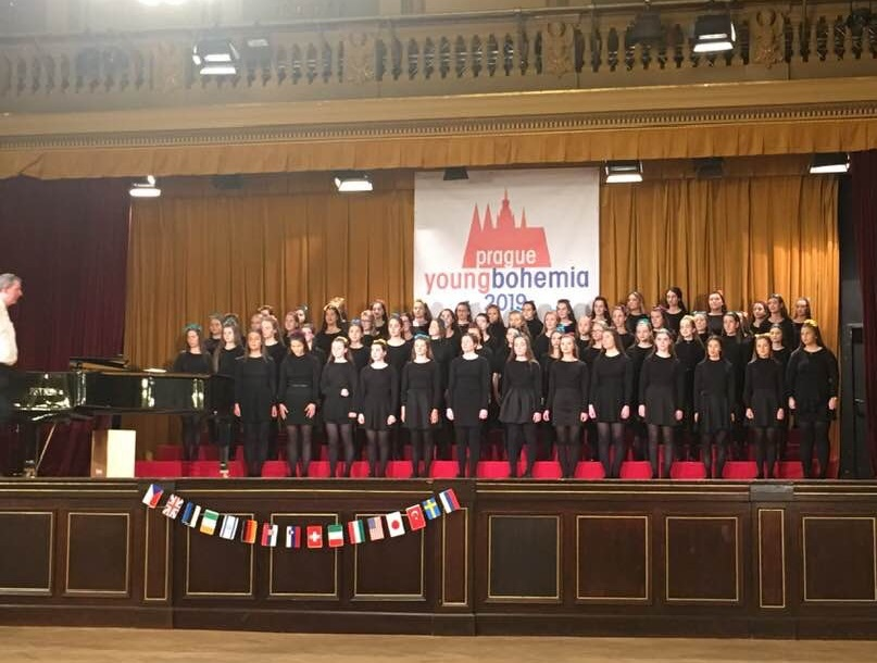 Loreto Girls' Choir – International Award Winners 2019