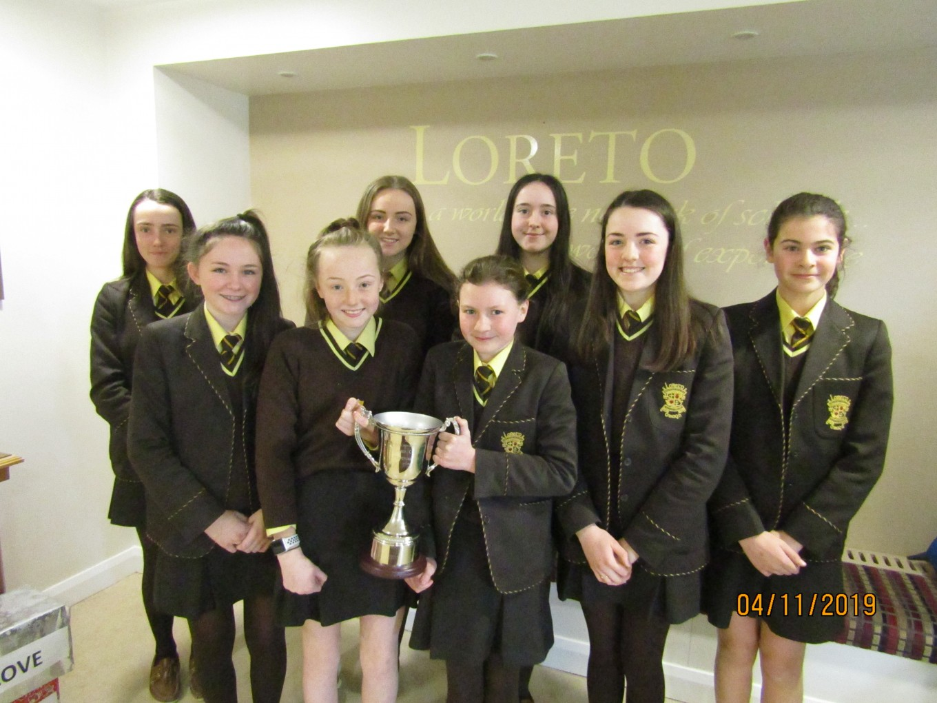 Success for Loreto Show Jumping Team
