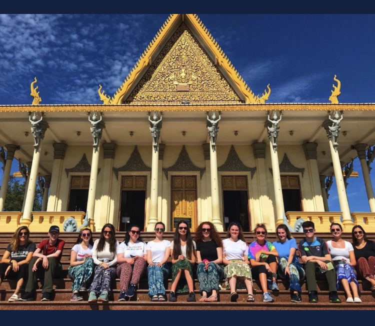 Camps International – Cambodia Expedition 2019