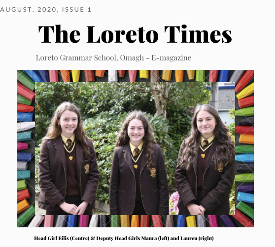 The Loreto Times – Issue 1